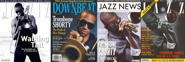 trombone shorty tour